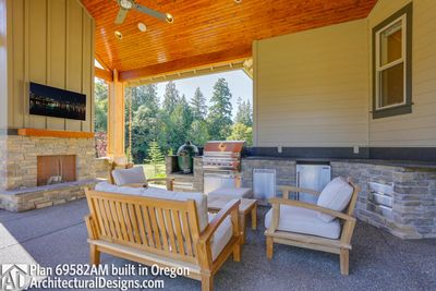 House Plan 69582AM comes to life in Oregon - photo 023