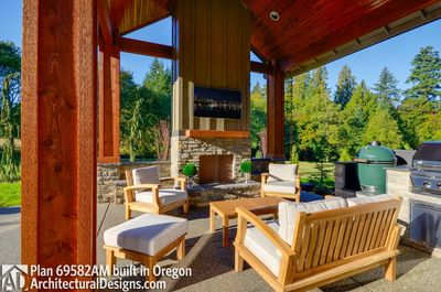 House Plan 69582AM comes to life in Oregon - photo 021