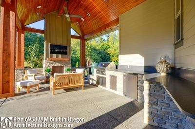 House Plan 69582AM comes to life in Oregon - photo 020