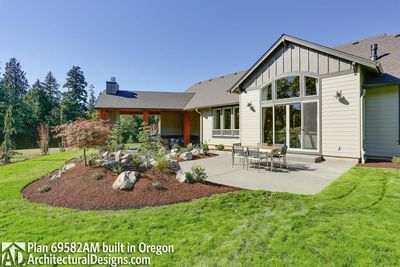 House Plan 69582AM comes to life in Oregon - photo 016
