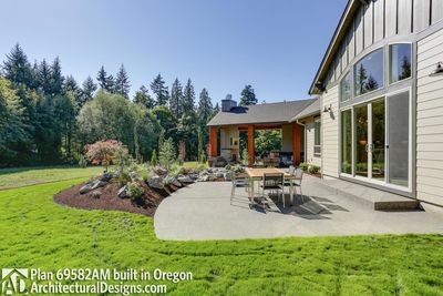House Plan 69582AM comes to life in Oregon - photo 018