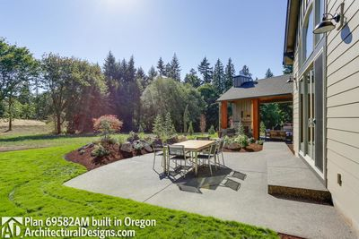 House Plan 69582AM comes to life in Oregon - photo 017