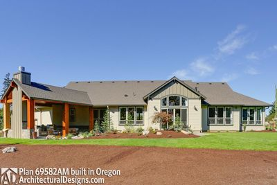 House Plan 69582AM comes to life in Oregon - photo 014