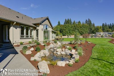 House Plan 69582AM comes to life in Oregon - photo 015