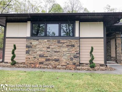 House Plan 69603AM comes to life in Georgia - photo 004