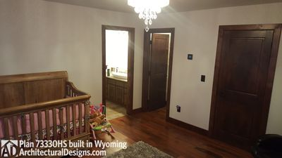 House Plan 73330HS client-built in Wyoming! - photo 025