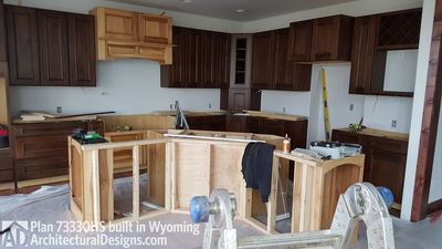 House Plan 73330HS client-built in Wyoming! - photo 024
