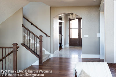House Plan 73342HS comes to life in Wyoming - photo 003