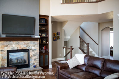 House Plan 73342HS comes to life in Wyoming - photo 004
