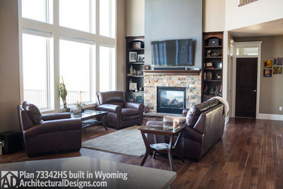 House Plan 73342HS comes to life in Wyoming - photo 010