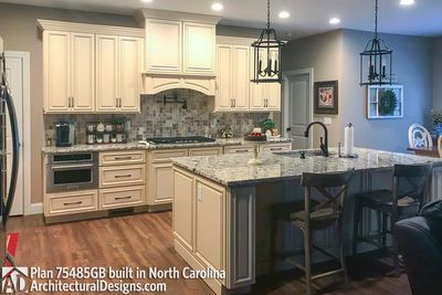 House Plan 75485GB comes to life in North Carolina - photo 009