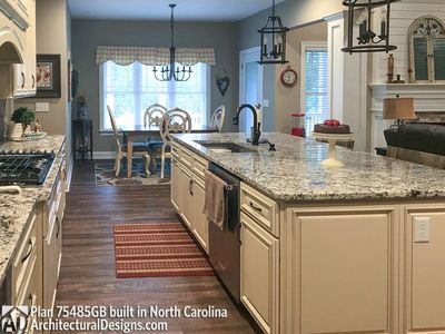 House Plan 75485GB comes to life in North Carolina - photo 010