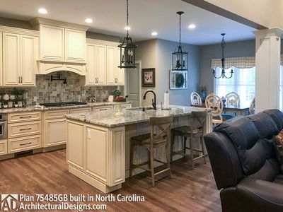 House Plan 75485GB comes to life in North Carolina - photo 008