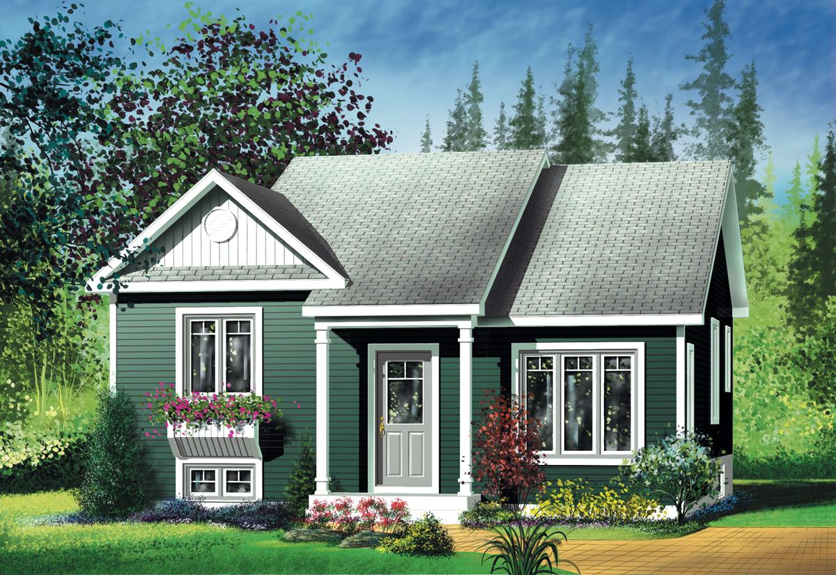 Split level home plan with virtual tour 80027pm architectural designs house plans