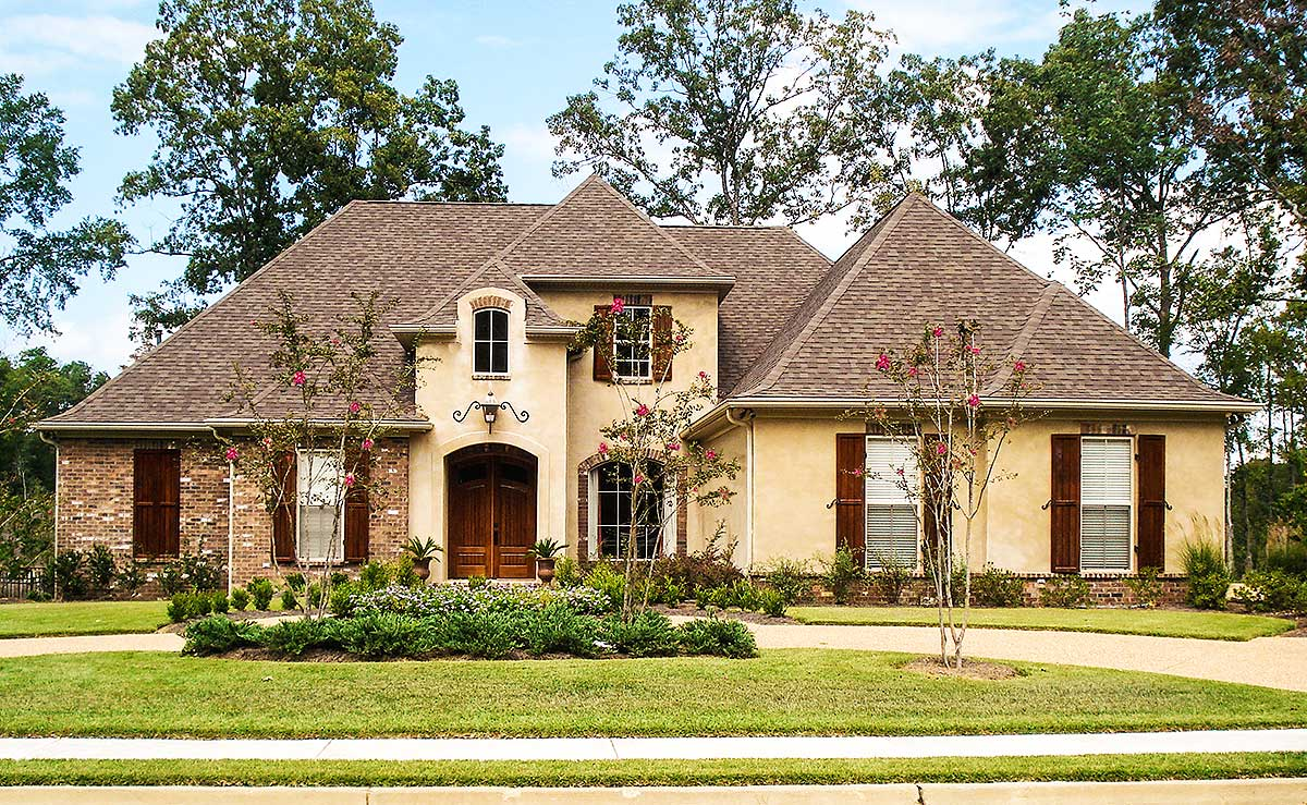 french floor plans french country house plan with bonus room 83806jw architectural designs house plans 8910
