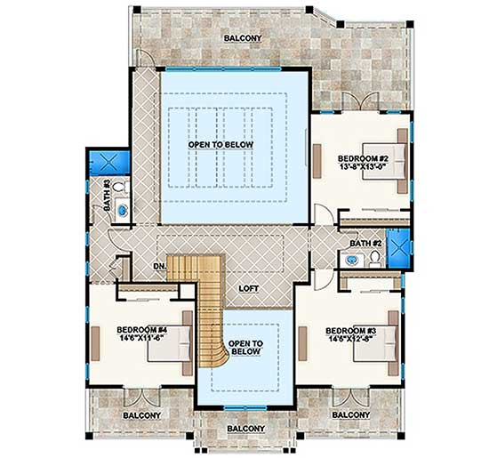 Plan 86011BS: Florida House Plan with Big Upper Balconies on mansion balcony, dormer balcony, house plans pdf, house plans 1500 to 1800, house plans from movies, italian balcony, house plans for 2015, house plans 4 bedrooms, house plans patio, house plans colonial style homes, house plans vaulted ceilings, house plans storage, house plans bathroom, house plans on pilings, house plans open floor plan, house plans second floor balcony, house plans for entertaining, london balcony, beach house balcony, log cabin plans with balcony,