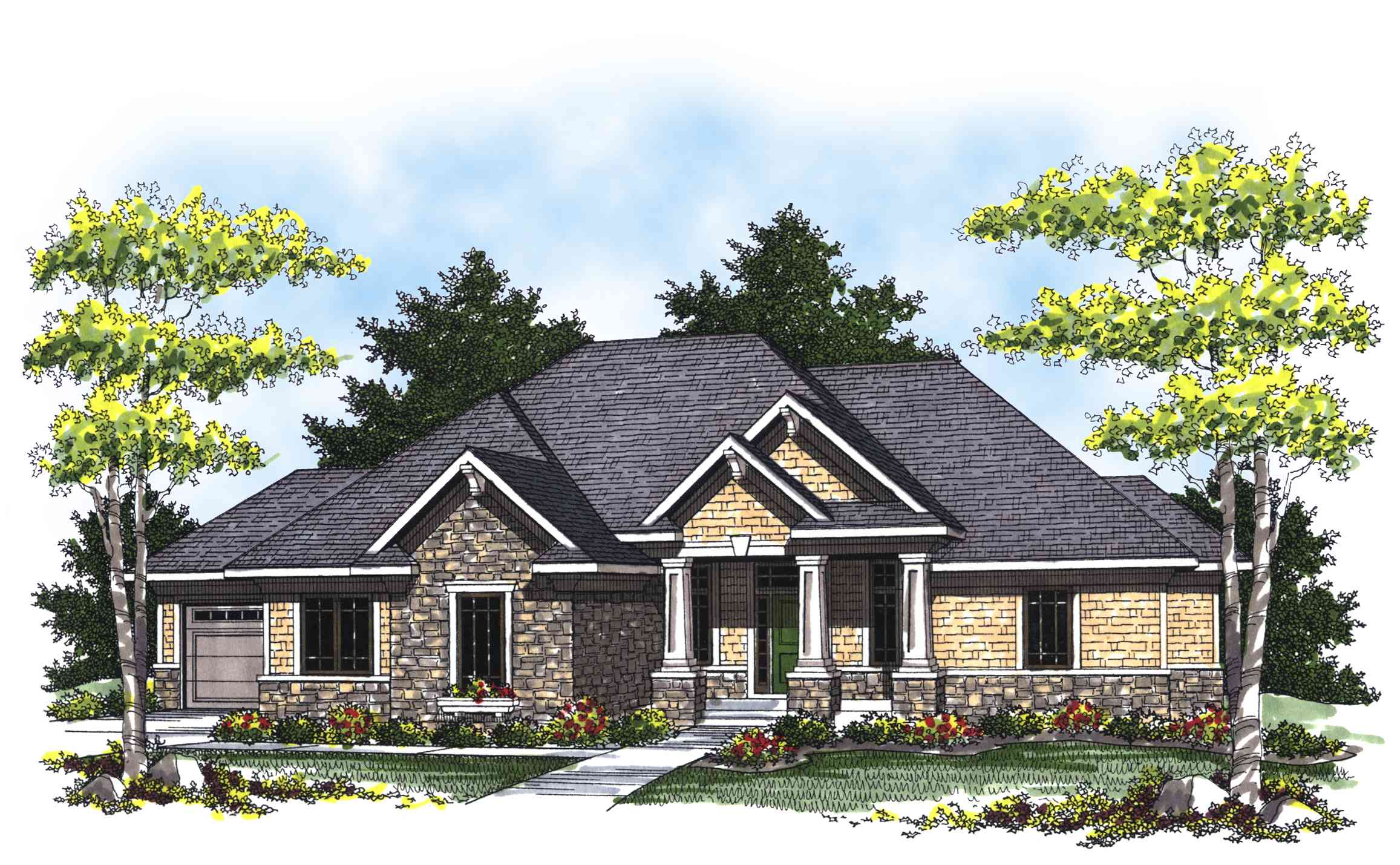 89291ah_1479212400 Ranch House Designs Expansive Windows on ranch house layout design, ranch house patio design, ranch house front deck design, ranch house remodel design, ranch house interior design, ranch house entrance design, ranch house porch design,