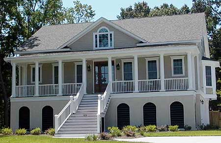 Plan 91003GU: Raised Low Country Home Plan on southern living homes, southern made homes, southern inspired homes, southern small homes, southern california homes,