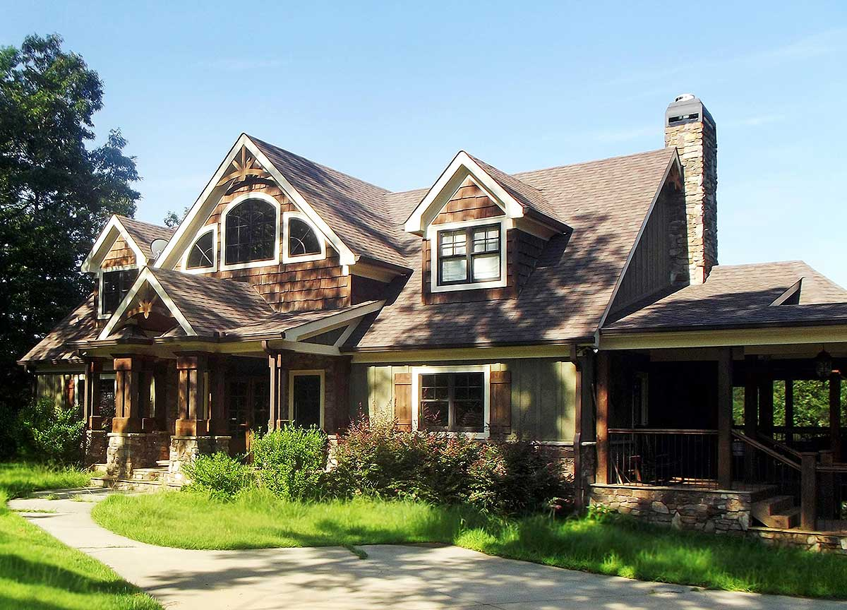 Exclusive Mountain Craftsman 92368mx Architectural
