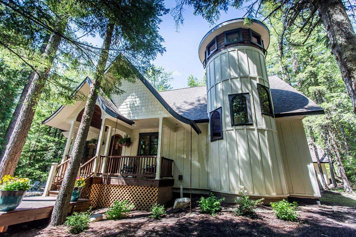 3 Bed Fairy Tale House Plan - 92370MX