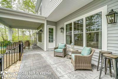 House Plan 93058EL comes to life in Virginia! - photo 013