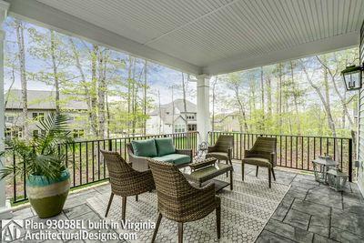 House Plan 93058EL comes to life in Virginia! - photo 014