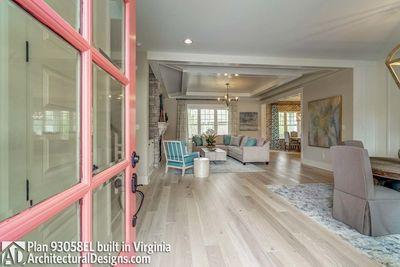 House Plan 93058EL comes to life in Virginia! - photo 019