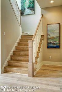 House Plan 93058EL comes to life in Virginia! - photo 024