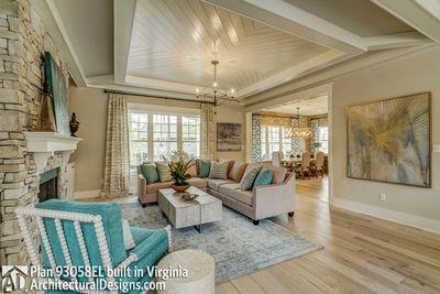 House Plan 93058EL comes to life in Virginia! - photo 027