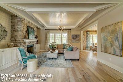 House Plan 93058EL comes to life in Virginia! - photo 028