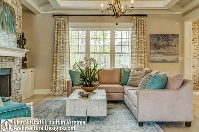 House Plan 93058EL comes to life in Virginia! - photo 029