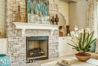 House Plan 93058EL comes to life in Virginia! - photo 031