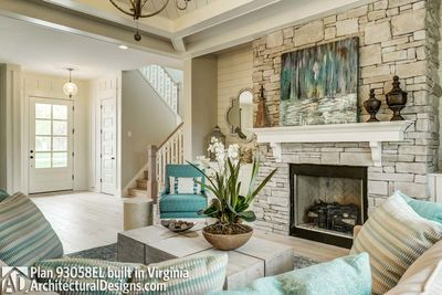 House Plan 93058EL comes to life in Virginia! - photo 033