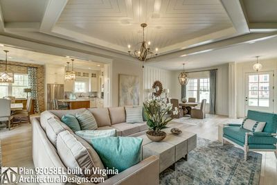 House Plan 93058EL comes to life in Virginia! - photo 034