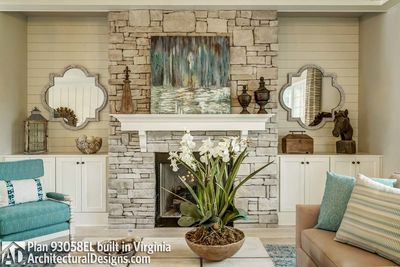 House Plan 93058EL comes to life in Virginia! - photo 035