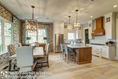 House Plan 93058EL comes to life in Virginia! - photo 036