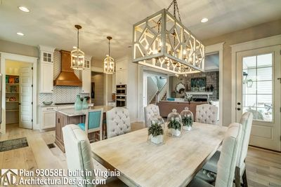 House Plan 93058EL comes to life in Virginia! - photo 039