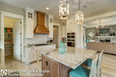 House Plan 93058EL comes to life in Virginia! - photo 042