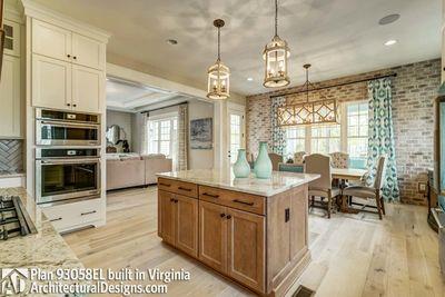 House Plan 93058EL comes to life in Virginia! - photo 043