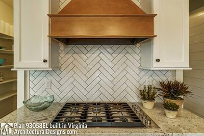 House Plan 93058EL comes to life in Virginia! - photo 046