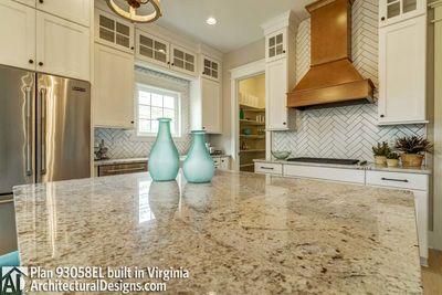 House Plan 93058EL comes to life in Virginia! - photo 047