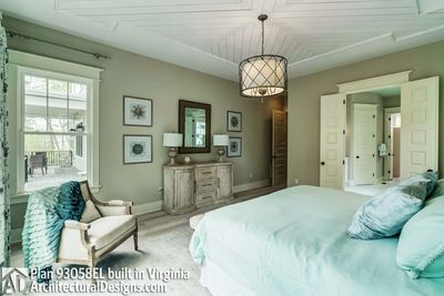House Plan 93058EL comes to life in Virginia! - photo 057