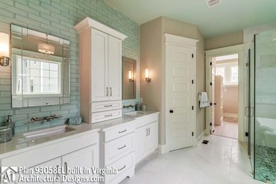 House Plan 93058EL comes to life in Virginia! - photo 059