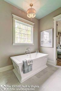 House Plan 93058EL comes to life in Virginia! - photo 062