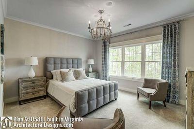 House Plan 93058EL comes to life in Virginia! - photo 072