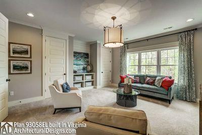House Plan 93058EL comes to life in Virginia! - photo 076